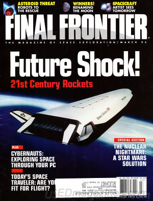 Final Frontier March 1995