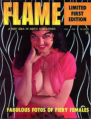 Flame Volume 1 Number 1