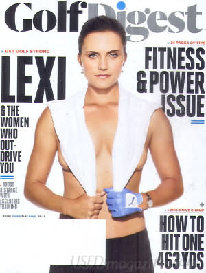 Golf Digest May 2015