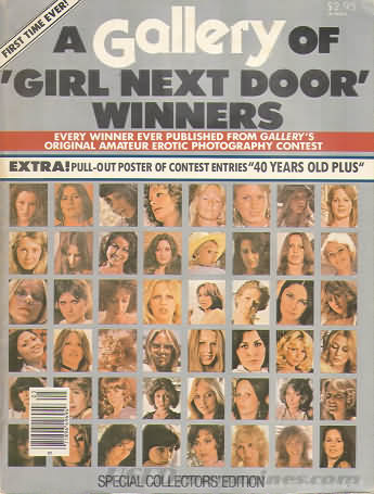 Girl Next Door Winners 1980 Collector's Edition