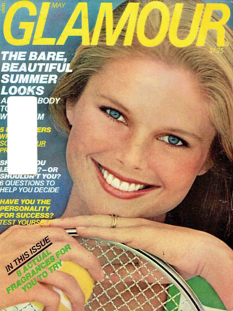 Glamour May 1976