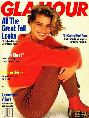 Glamour August 1989