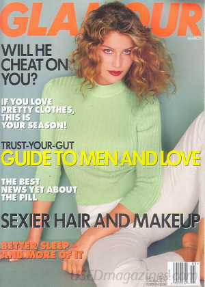 Glamour March 1997