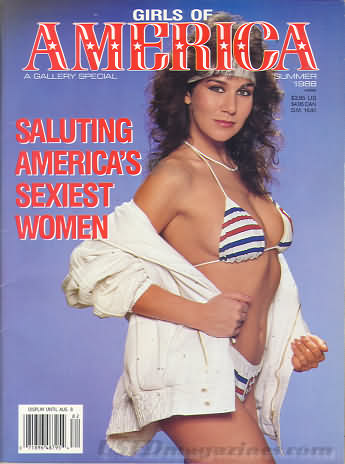 Girls of America (Gallery Special) Summer 1988