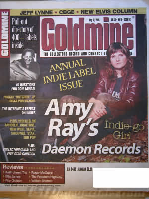 Goldmine May 13, 2005
