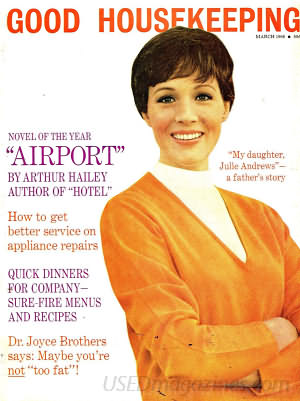 Good Housekeeping March 1968
