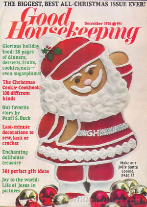Good Housekeeping December 1976