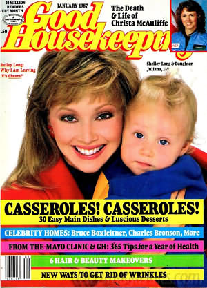 Good Housekeeping January 1987