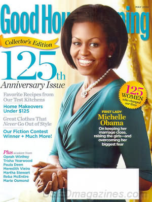 Good Housekeeping May 2010