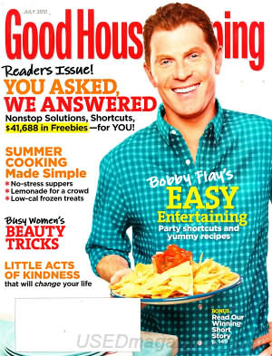 Good Housekeeping July 2012