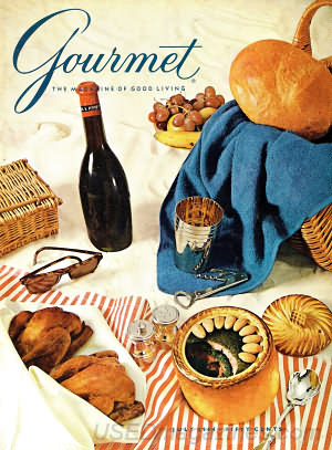 Gourmet July 1964