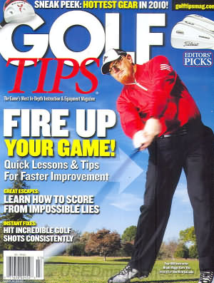 Golf Tips March 2010