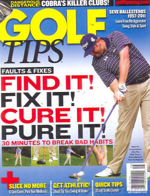Golf Tips July 2011