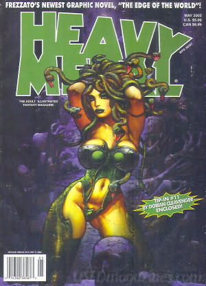 Heavy Metal May 2003