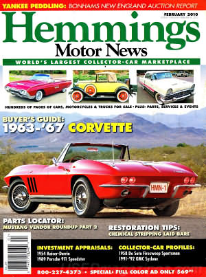 Hemmings Motor News February 2010