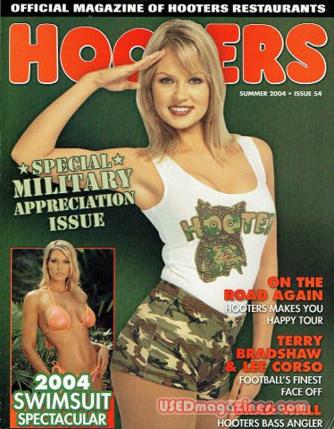 Hooters Summer 2004