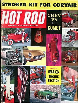 Hot Rod August 1960