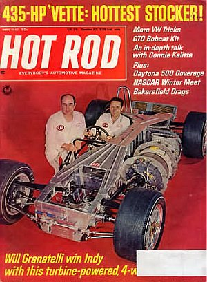 Hot Rod May 1967