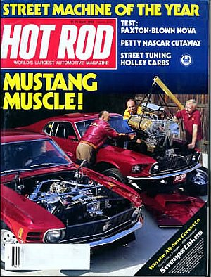 Hot Rod April 1983