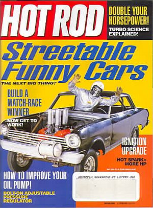 Hot Rod May 2001