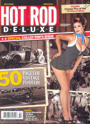Hot Rod Deluxe March 2011
