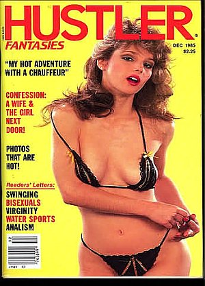 Hustler Fantasies December 1985