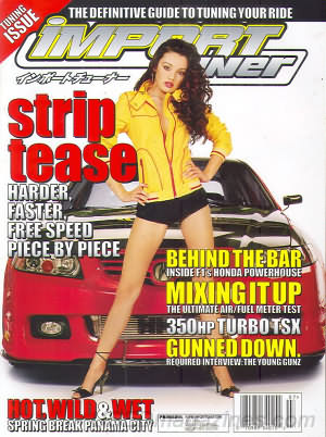 Import Tuner July 2004