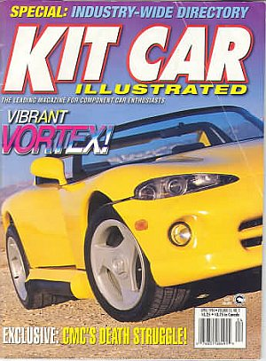 Kit Car Illustrated April 1996