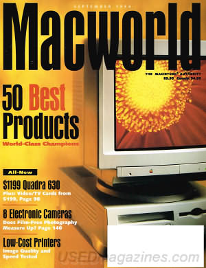 Macworld September 1994