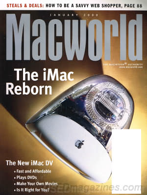 Macworld January 2000