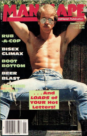 Manscape January 1991