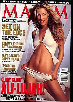 Maxim April 2001 (Issue 40)