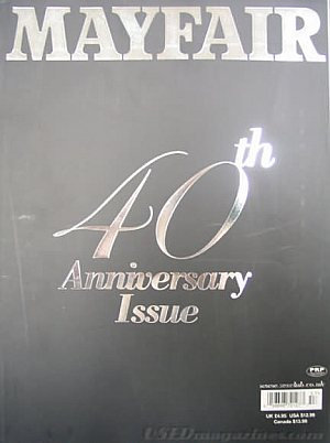 Mayfair Anniversary Issue 2005