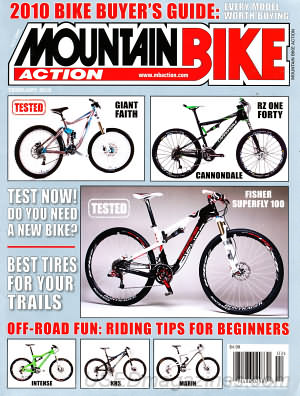 Mountain Bike Action February 2010