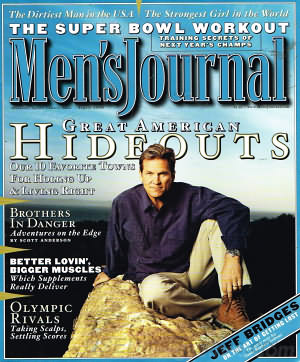 Men's Journal August 2000