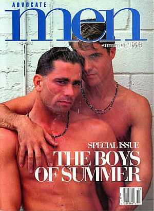 Advocate Men Summer 1993