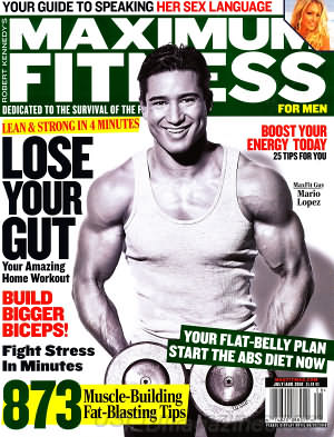 Maximum Fitness July/August 2010
