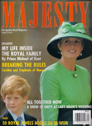 Majesty September 1992