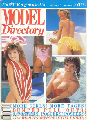 Model Directory (Mayfair) Volume 5 Number 4