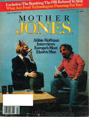 Mother Jones February/March 1979