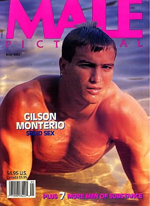 Male Pictorial May 1992