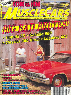 Muscle Cars May 1995