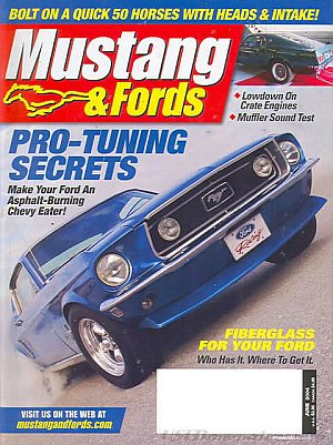 Mustang & Fords June 2004