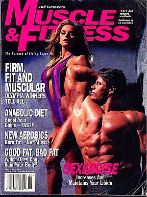 Muscle & Fitness January 1996