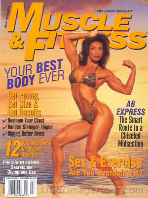 Muscle & Fitness March 1997