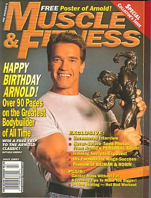 Muscle & Fitness July 1997
