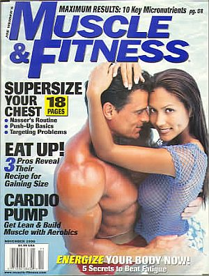 Muscle & Fitness November 1998