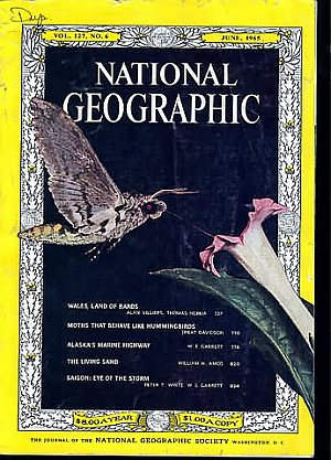 National Geographic June 1965