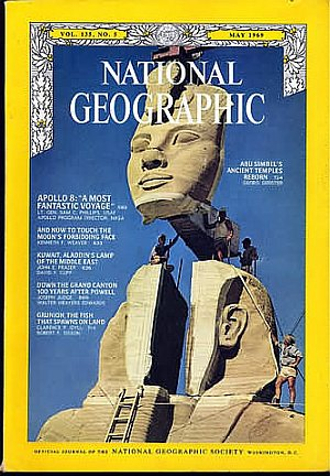 National Geographic May 1969