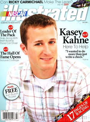 NASCAR Illustrated July 2010